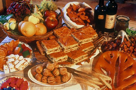 depending on the region there are a few differences for christmas eve and the 13 desserts in provence but each family prepares a meal for the big supper